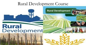 Rural Development Course